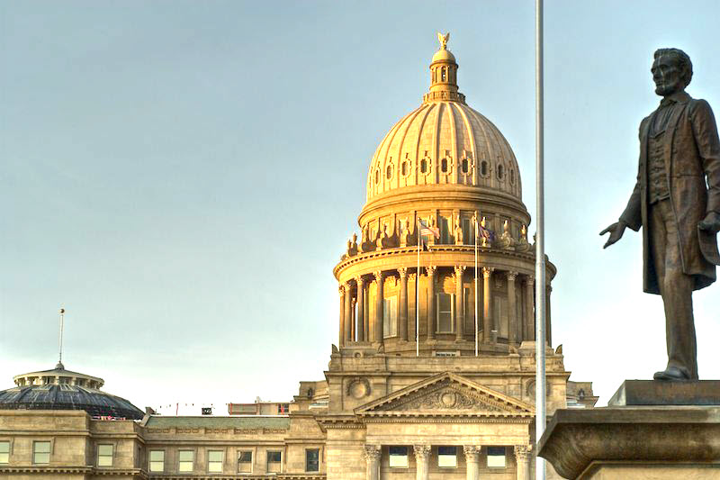 The+first+half+of+Idaho%27s+legislative+session+has+brought+more+controversial+bills+than+usual+this+year.+