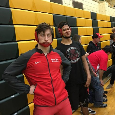 Finding A Family Through Wrestling