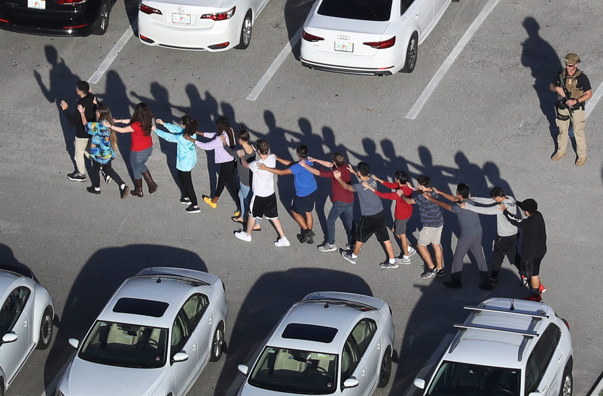 The Marjory Stoneman-Douglas High School takes its place with Sandy Hook and Virginia Tech as being one of the deadliest mass shootings in American history.