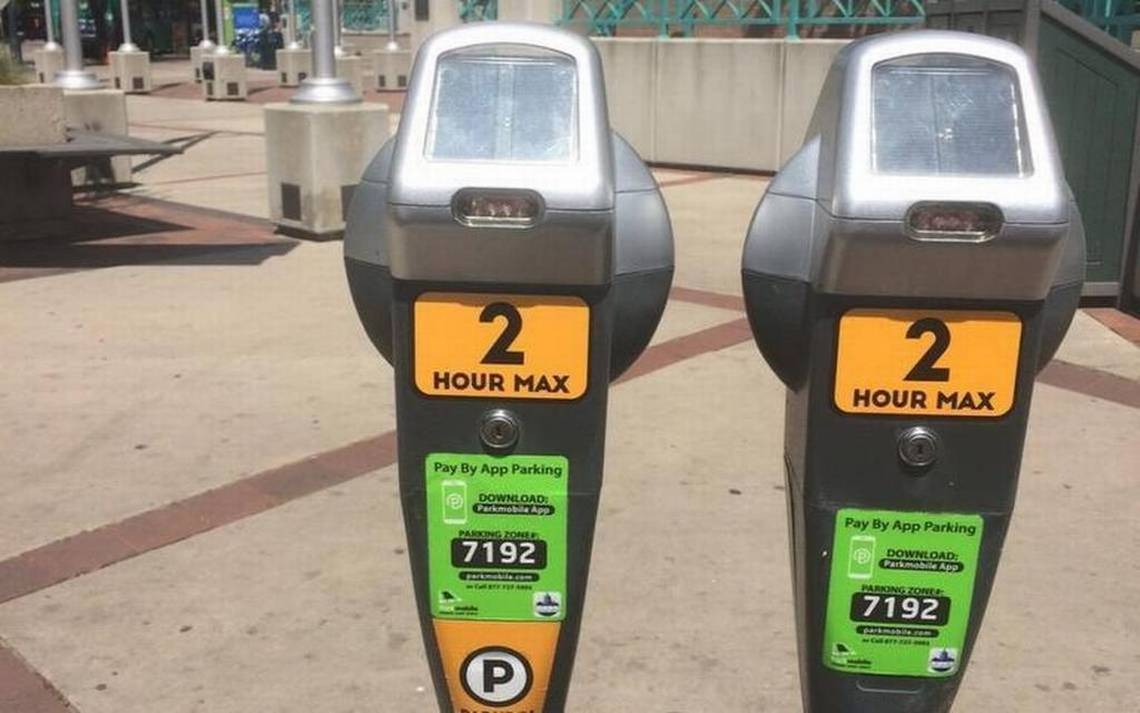 Updated parking meters in downtown Boise show the 2 hour limit being put into place.
