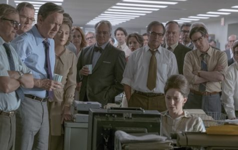 The Post: A Star-Studded Tale of Government Secrets