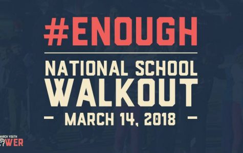 Student walkouts are expected to happen in many cities around the country on March 14th.