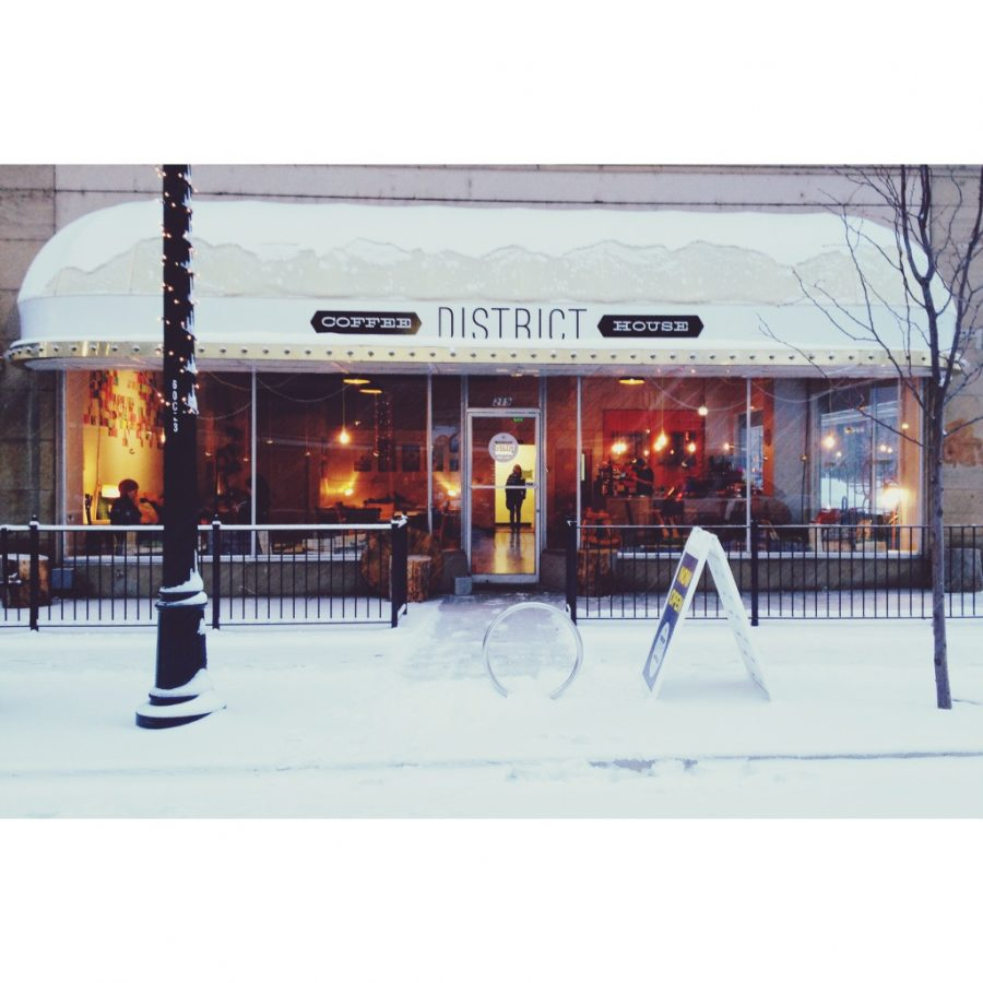 The+District+looks+as+inviting+as+ever+on+a+wintry+day.
