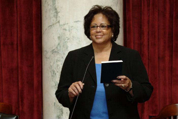 Cherie+Buckner-Webb+is+Idaho%E2%80%99s+first+and+only+African-American+state+legislator.+