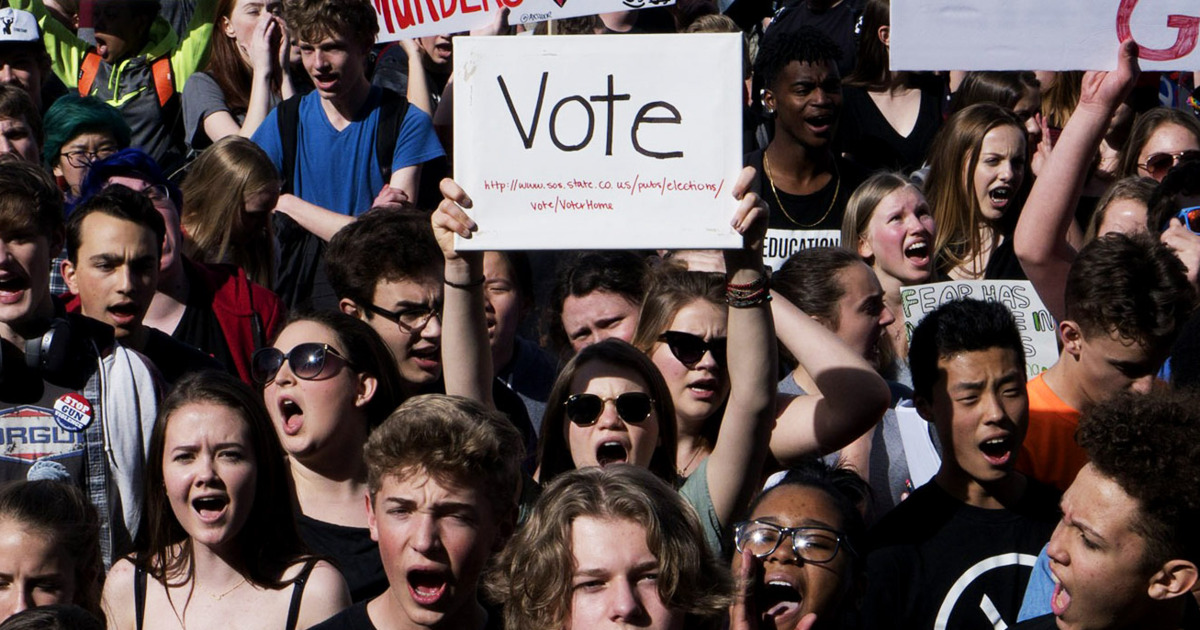 Young voters will likely sway the 2018 midterm elections. But when voting day comes, will they vote?