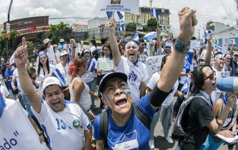 Crisis in Nicaragua Prompts Changes in Costa Rica