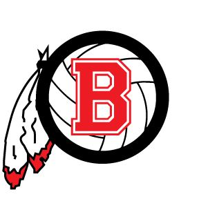 Boise High School girls varsity Volleyball logo