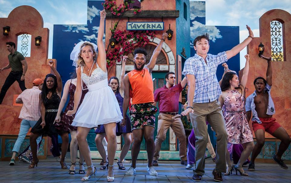 As the ultimate feel-good musical, Mamma Mia puts smiles on the faces and catchy songs in the heads of everyone who watches the show.