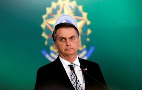 Brazil's President-Elect, Jair Bolsonaro, will assume office on January 1st, 2018.  (Adriano Machado/Reuters)
