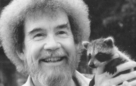Bob Ross and his Happy Trees