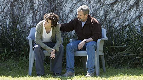 Timothée Chalamet and Steve Carell in the heartbreaking movie Beautiful Boy