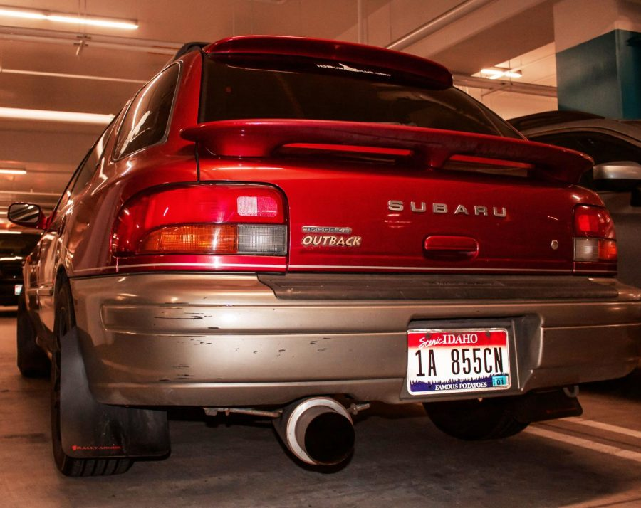 Subarus: Boise Car Culture