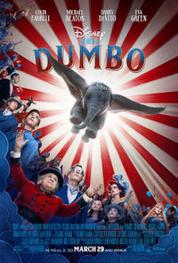 Dumbo, the newest disney remake of an original animation, received only a 49% on rotten tomatoes compared to the 98% rating of the original from 1941.