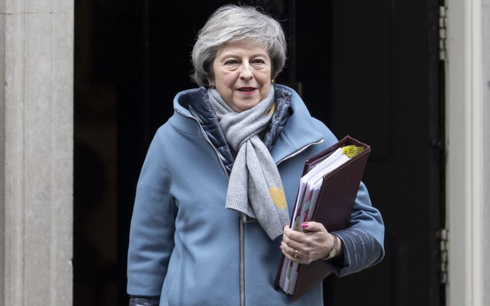 British Prime Minister Theresa May continues to grapple with tough Brexit negotiations that may cost her her job.