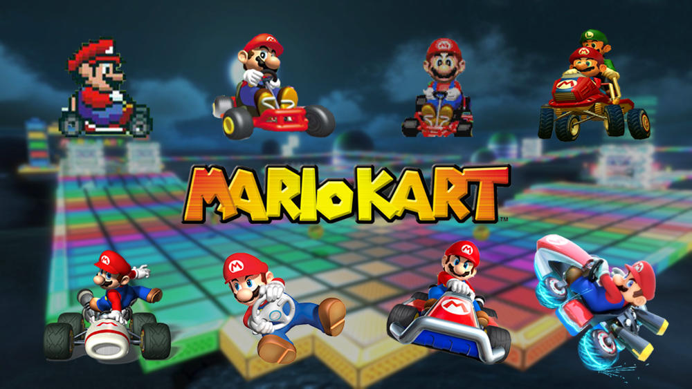Marketed as a spin off from Super Mario 27 years ago, the popularized Mario Kart brand has developed fourteen games since its original release.