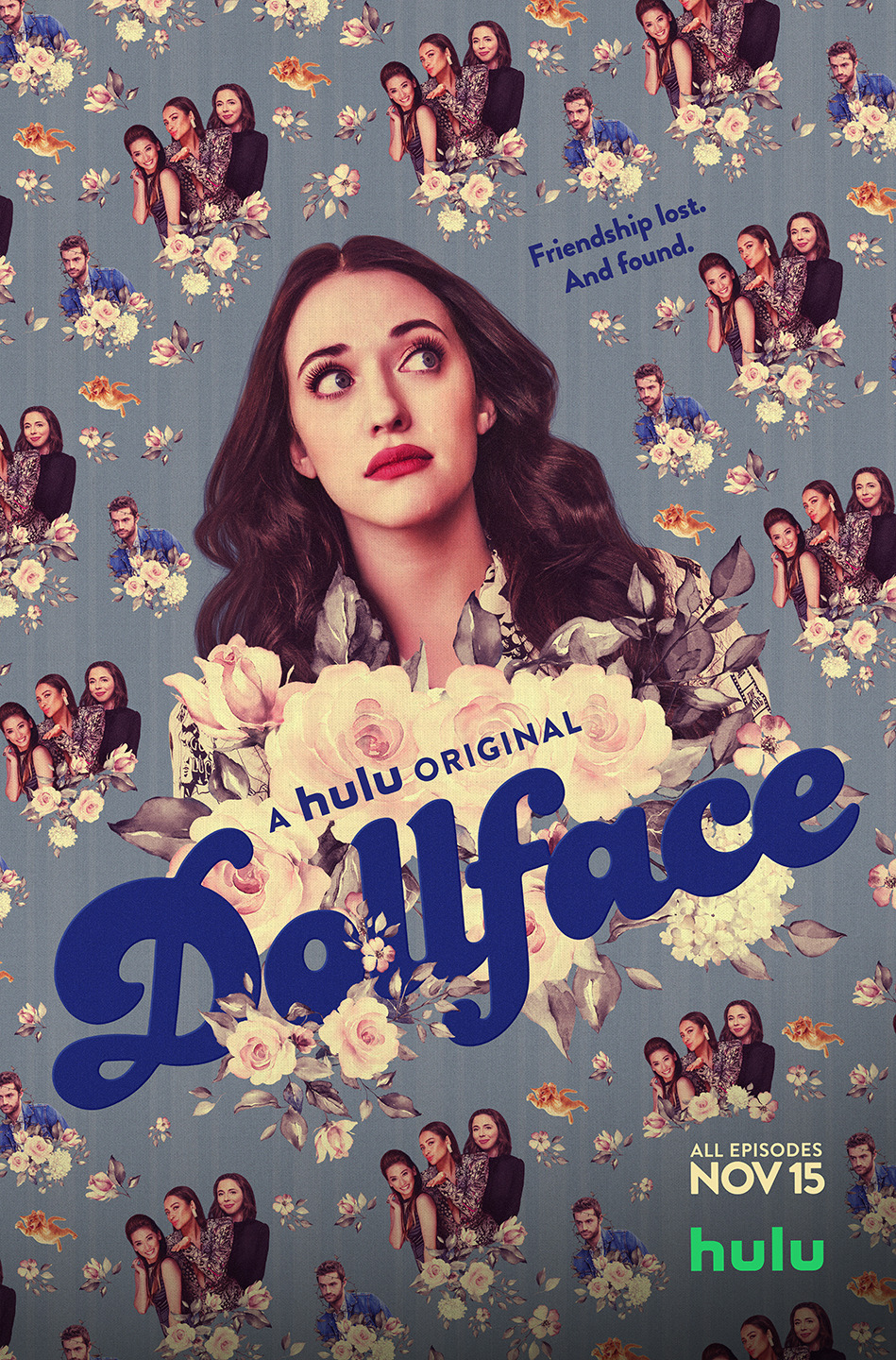 The entirety of season one of 'Dollface' Is available on Hulu now.