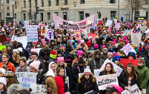 Issues Women's March continues to shed light on include reproductive rights, immigrant rights, environmental justice, and LGBTQIA rights.