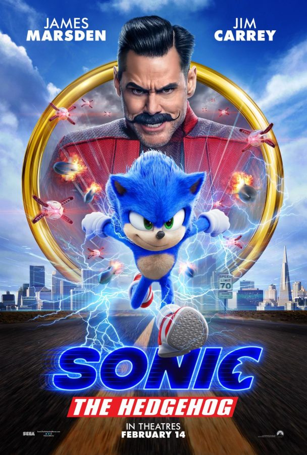 Sonic the Hedgehog, originally bound to release in November of 2019, was redesigned for three months before hitting the theater on Valentine's Day...