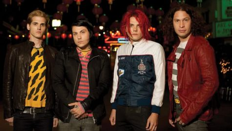 My Chemical Romance during the Danger Days Era