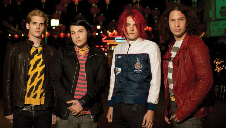 My+Chemical+Romance+during+the+Danger+Days+Era+