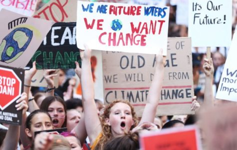 The Spike in Student Climate Strikes