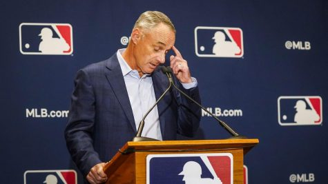 Rob Manfred is seemingly the only one not surprised at the reaction from the players (Dallas Morning News)