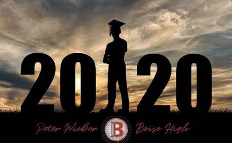 2020 Senior Commemorative Ads - Last Names V-W