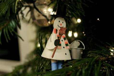 One of the many ornaments owned by KayT Garrett.