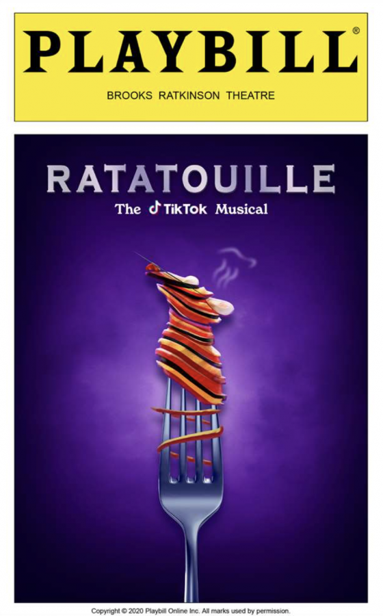 The first ever TikTok musical, Ratatouille.