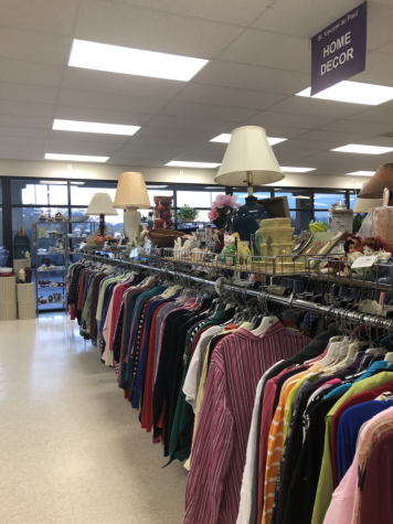 Thrift stores are filled with amazing finds that can change up your style.